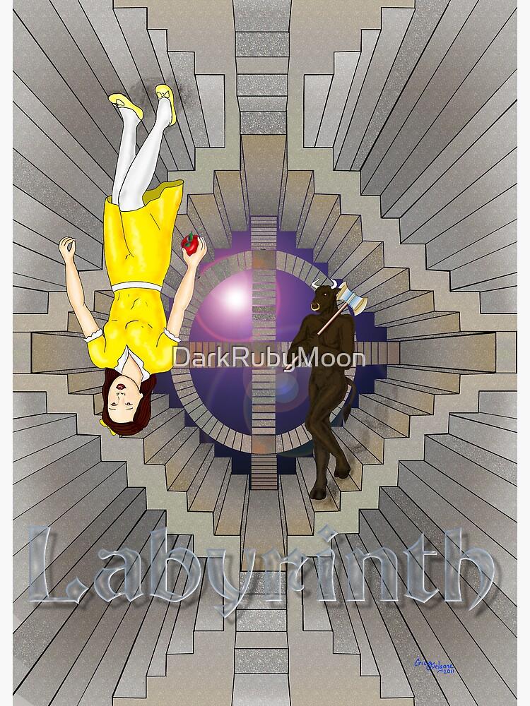 Labyrinth by DarkRubyMoon
