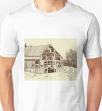 Barn Becomes Art T-Shirt