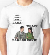 Lana The Danger Zone Unisex T-Shirt