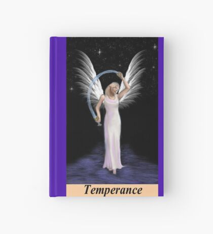 TEMPERANCE Hardcover Journal
