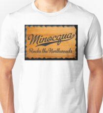 Minocqua Rocks the Northwoods T-Shirt