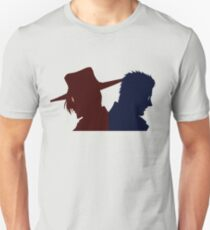 Hellsing Ultimate - Alucard vs Andersen T-Shirt