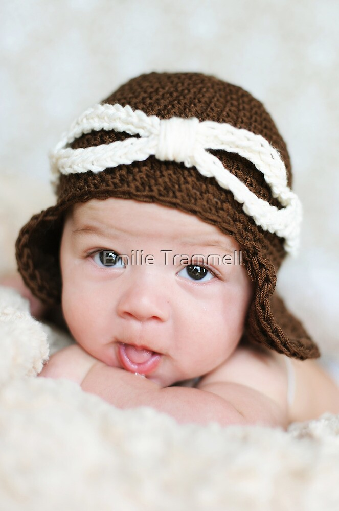 Baby Aviator by Emilie Trammell