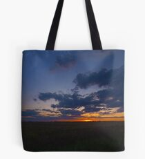 The clouds go by Tote Bag
