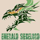 Emerald Siegelord by drakenwrath