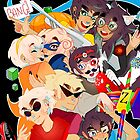 Homestuck- Pumped Up Kids by highjinkx