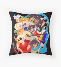 Homestuck- Pumped Up Kids Throw Pillow
