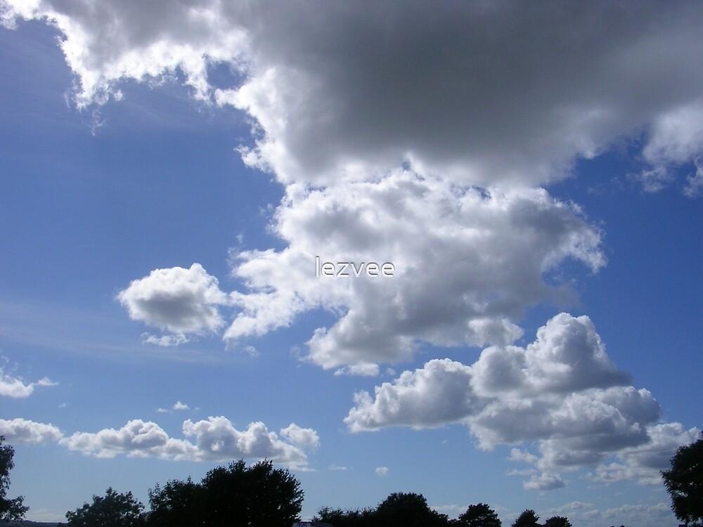 Clouds Over Plympton 2 by lezvee