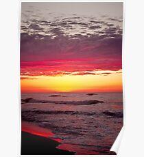 Pentax Sunrise Poster