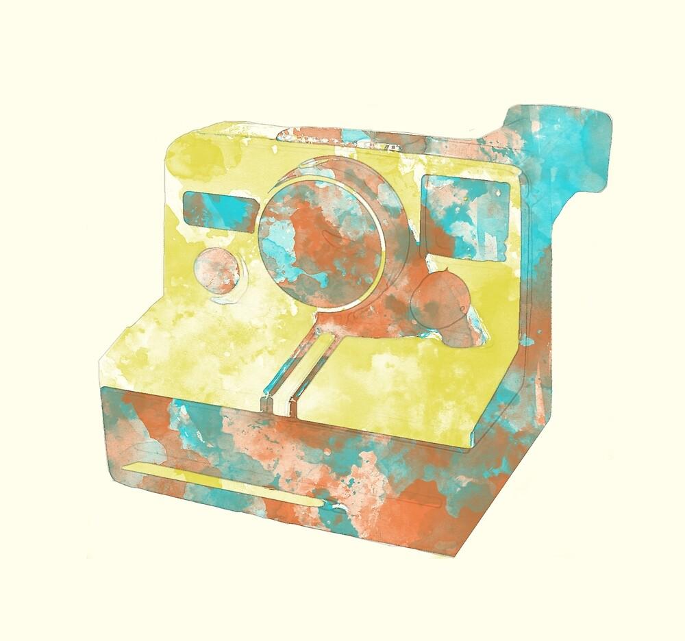 Polaroid ink by StudioRuiFaria