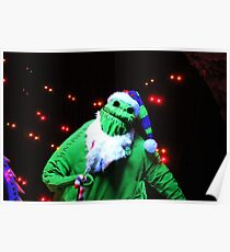 Nightmare Before Christmas - Oogie Boogie Poster