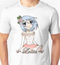Blue Haired Lolita Unisex T-Shirt