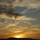 Dublin bay sunrise by Esther  Moliné