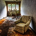 Armchair by MarkusWill