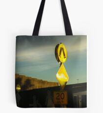 Urban Mobility Tote Bag