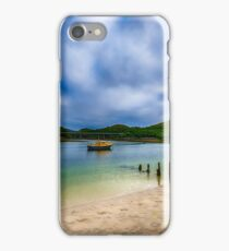 Low Tide at Morar iPhone Case/Skin