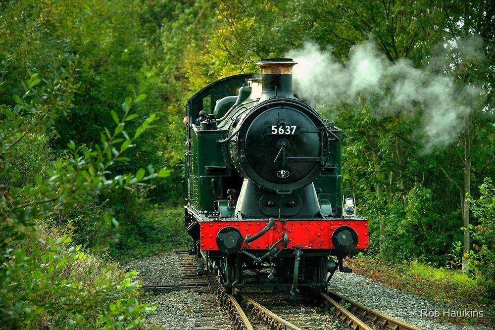 East Somerset Coal Tank  by Rob Hawkins