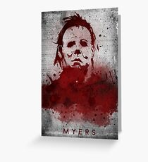 Myers Greeting Card