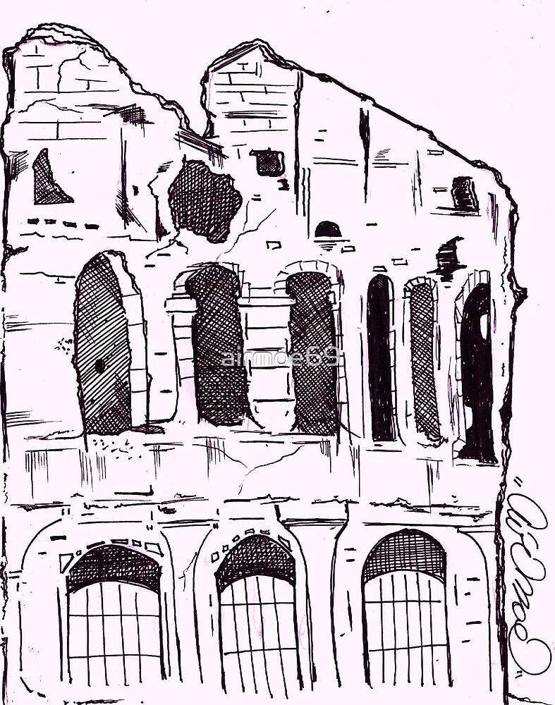 the gladiator stadium ! by airmoe69