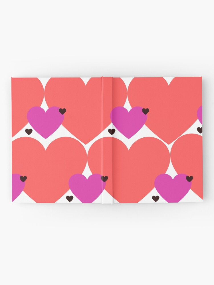 Alternate view of Valentines Hearts Hardcover Journal