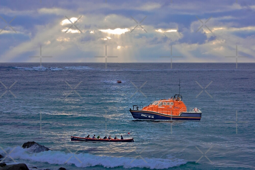 Lifeboats And A Gig by Terri Waters