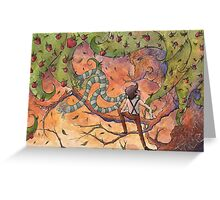 Ode to The Giving Tree Greeting Card