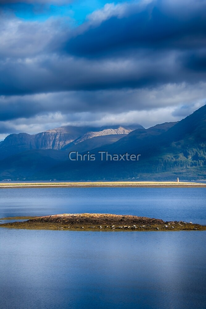 Loch Linnhe by Chris Thaxter