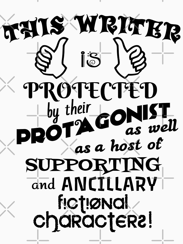 This Writer is Protected by MaddFictional