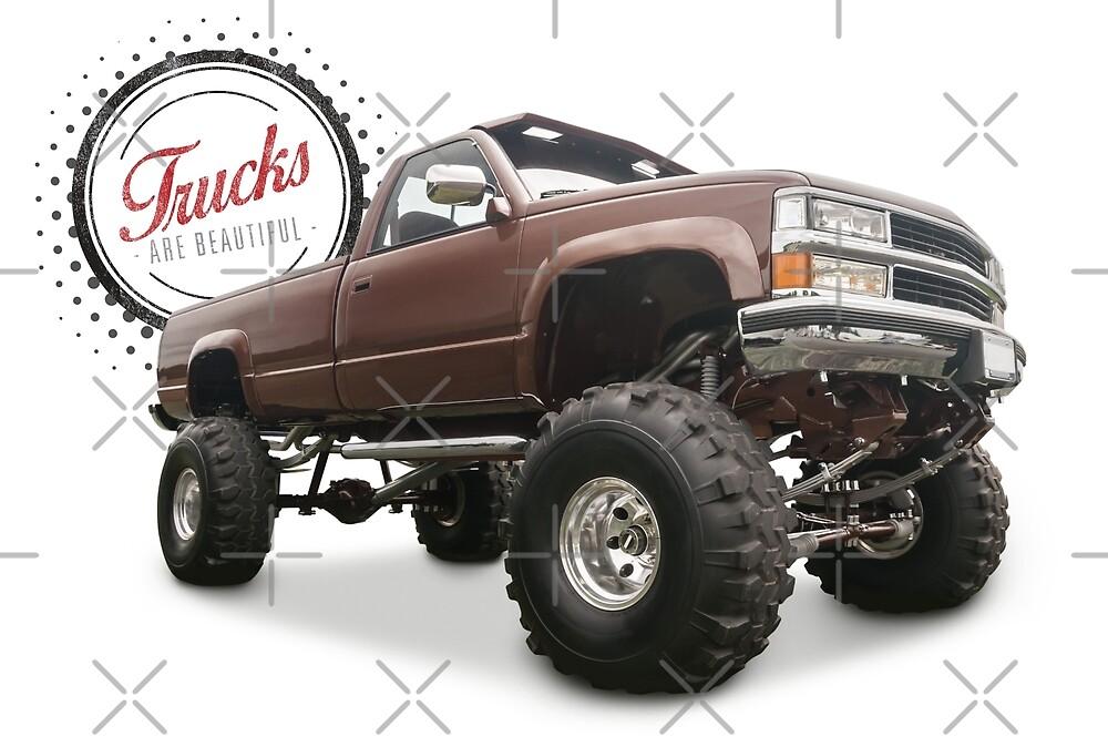 Chevrolet 4x4 Pickup Truck by 6thGear