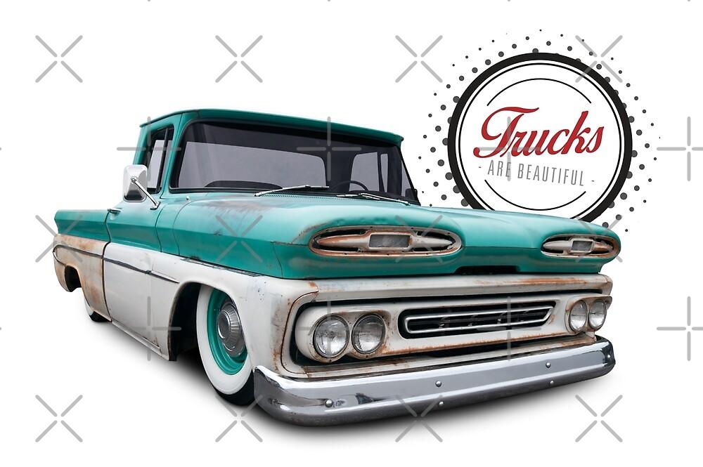 1961 Chevrolet Apache Pickup Truck by 6thGear