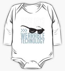 Wearable Technology One Piece - Long Sleeve