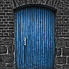 The Blue Door by Denise Abé