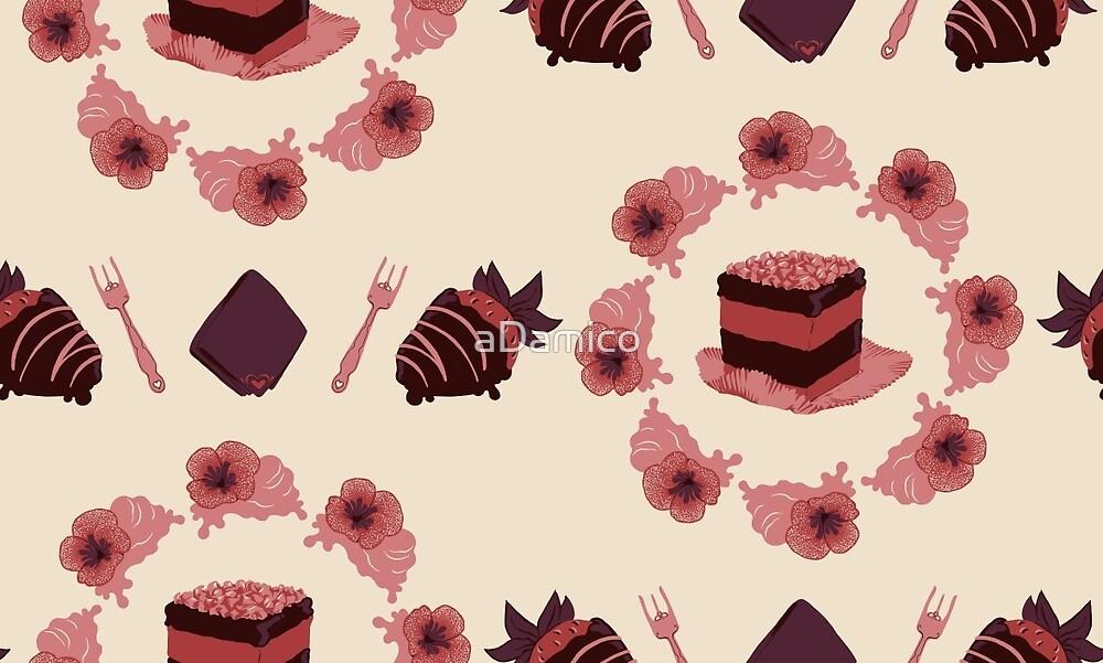 Creamy Cake by aDamico