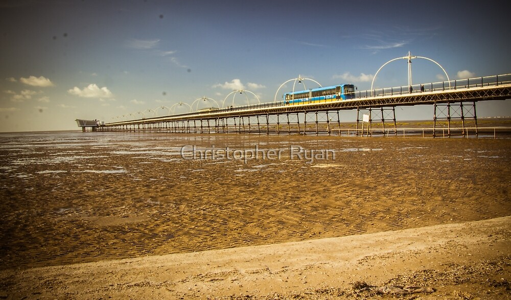 Southport Pier  by Christopher Ryan