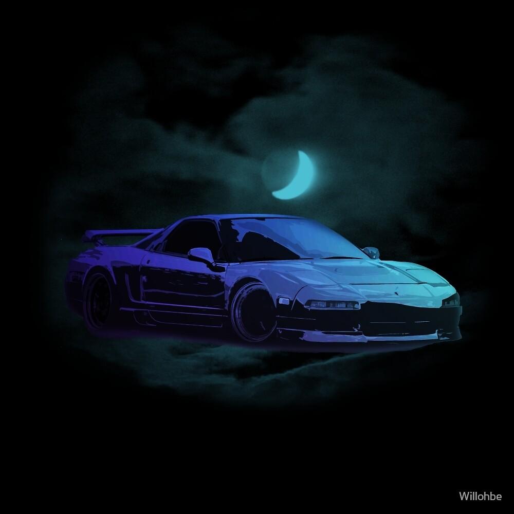Midnight NSX by Willohbe