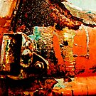 Rusty Orange by Benjamin Sloma