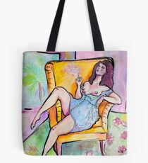 Thighs and Eyes and Sighs Tote Bag