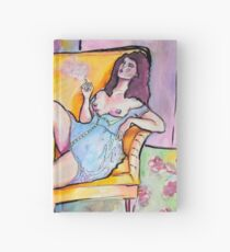 Thighs and Eyes and Sighs Hardcover Journal