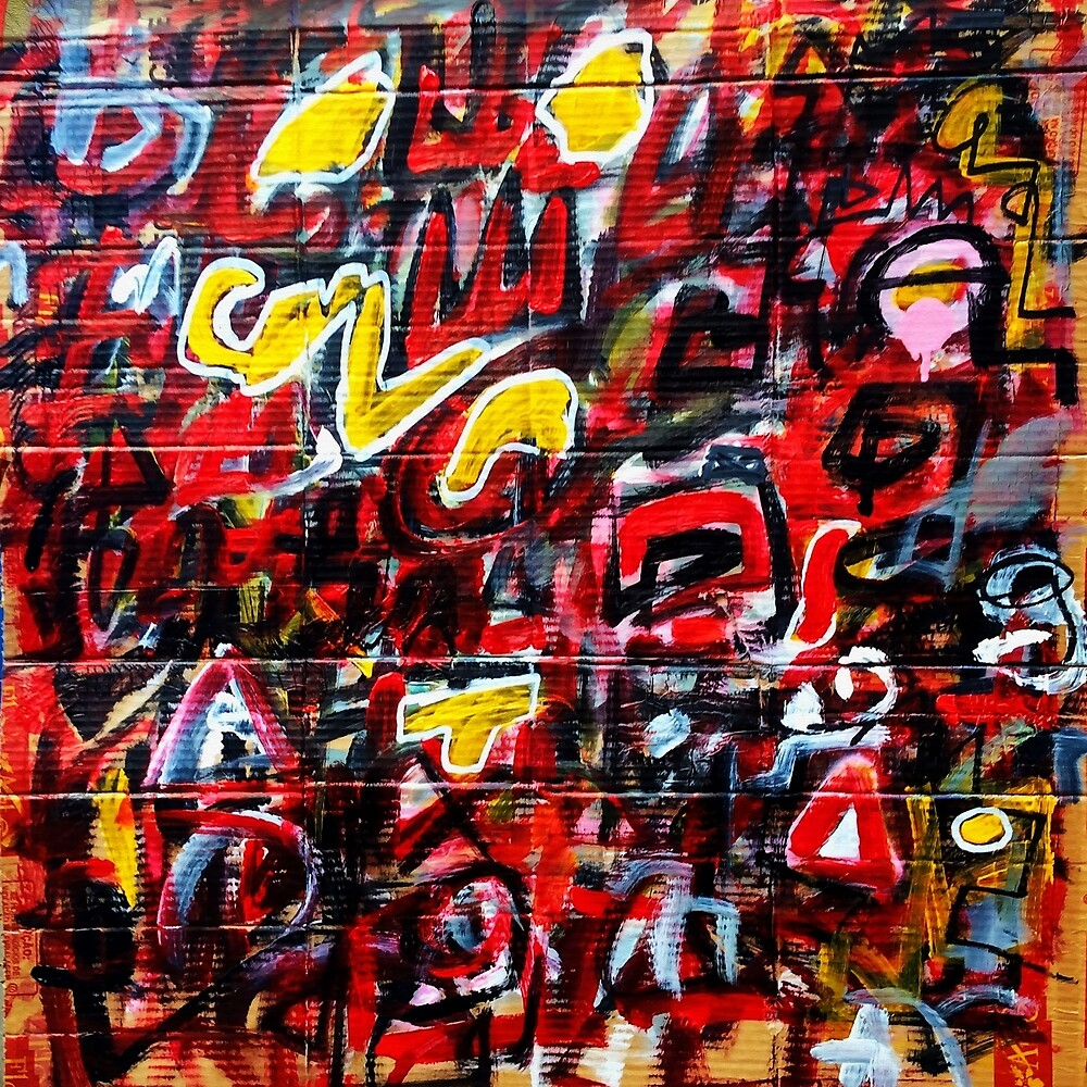 Red mood by DanielMalta