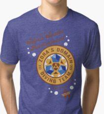 Silver Scales Invitational Tri-blend T-Shirt