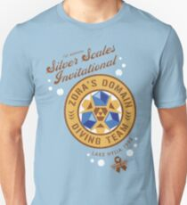 Silver Scales Invitational Unisex T-Shirt