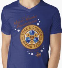 Silver Scales Invitational Men's V-Neck T-Shirt
