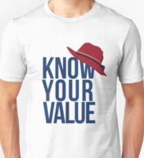 Know Your Value Unisex T-Shirt
