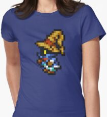 Vivi sprite Women's Fitted T-Shirt