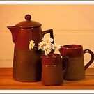 Little Brown Jugs by margo