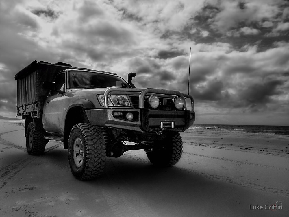 Freedom is a 4x4 by Luke Griffin