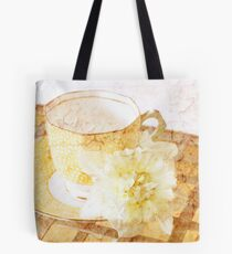 My Favourite Teacup Tote Bag