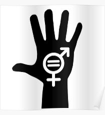 Sex equality Poster