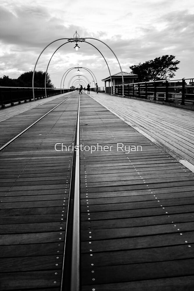 Evening Walk  by Christopher Ryan