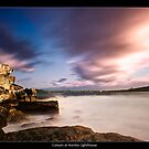 Colours at Hornby Lighthouse by JayDaley